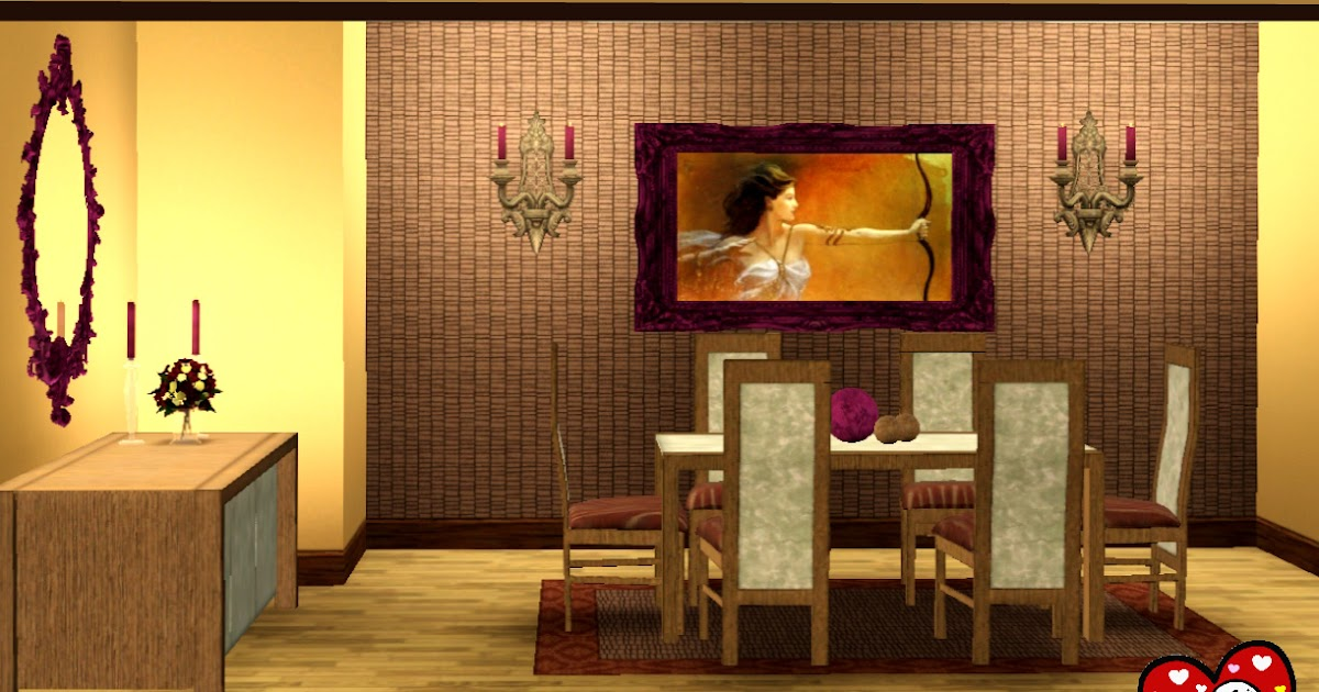 My sims 3 blog artemis dining room by mensure for Artemis kitchen designs