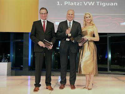 """Το βραβείο """"Auto Trophy 2015"""" στο νέο Tiguan"""