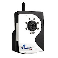 SkyIPCam500w Night Vision Camera on Sensr.net