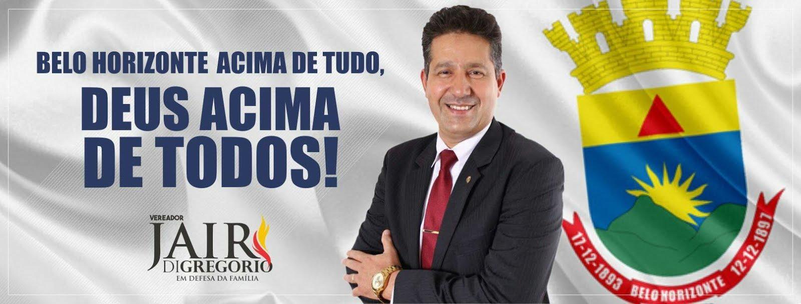 Vereador Jair Di Gregório