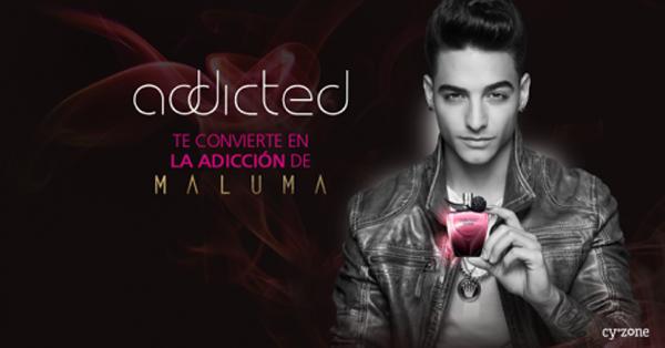 Conviértete-ADICCIÓN-MALUMA-nueva-fragancia-Addicted-Cyzone-lanzamiento-agosto-2014