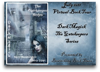 Dark Magick Virtual Book Tour: Guest Post & Giveaway with Stacey Thompson-Geer & Stevie Trinity