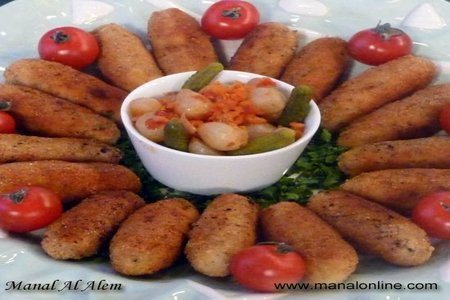 Chicken Kofta with Cheese