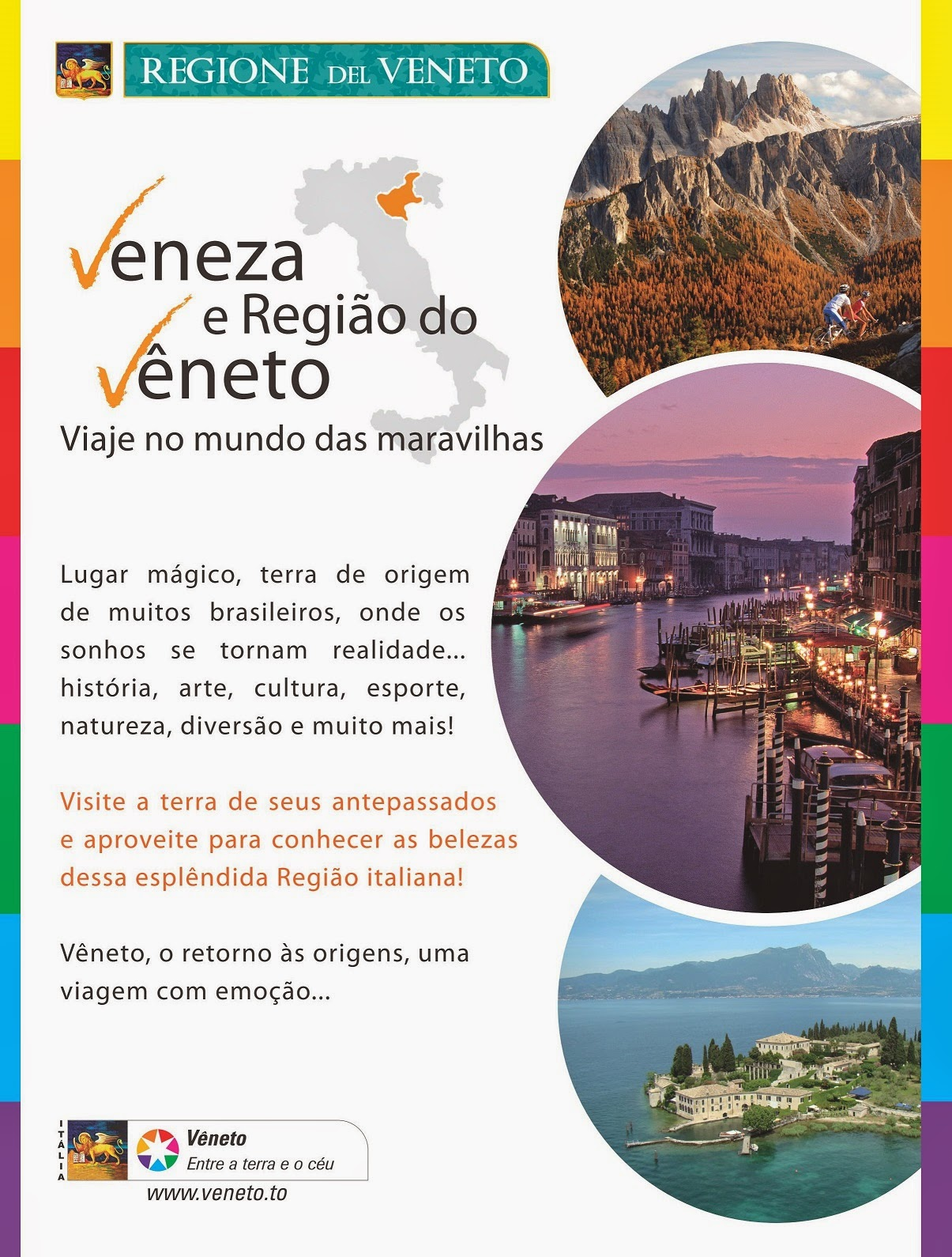 Veneza e Região do Vêneto