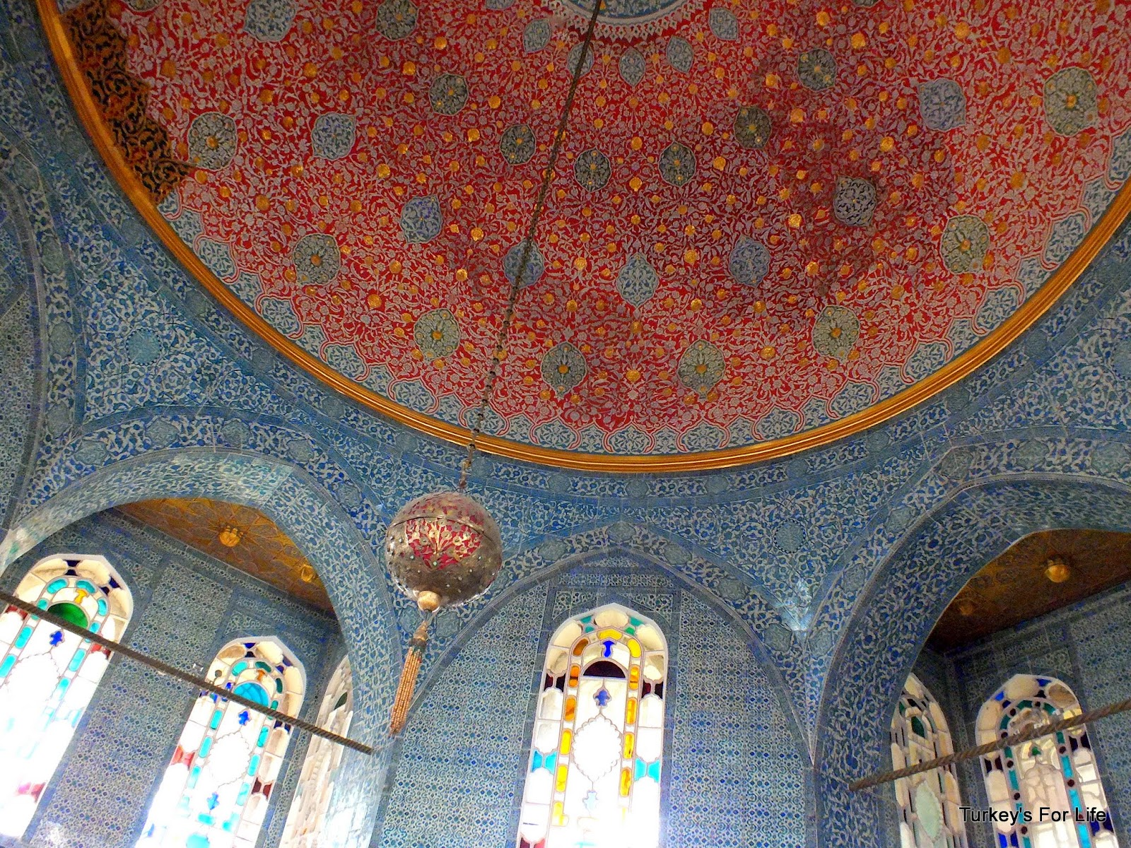 Topkapı Palace Interiors, Istanbul