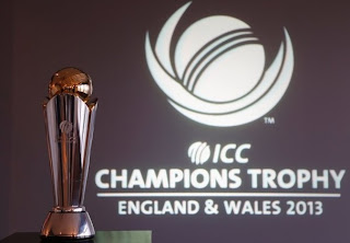 ICC champions trophy 2013 in England