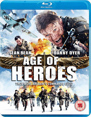 Age of Heroes (2011) 720p BRRip 727MB mkv Latino AC3 (2SHARED Y RAPIDSHARE)