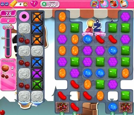 Candy Crush Saga 700