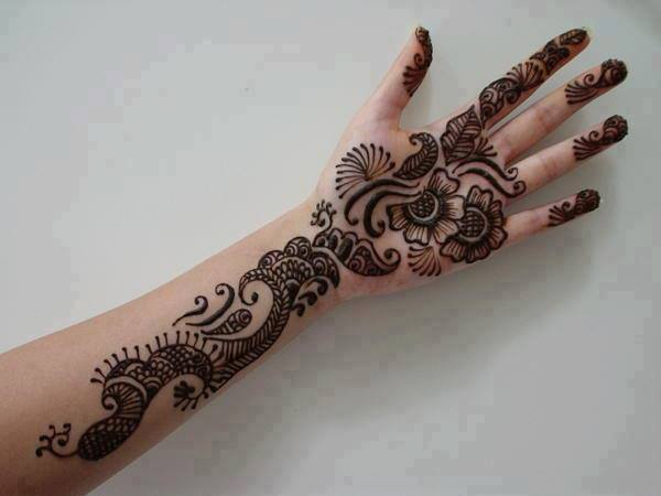 Mehndi Designs For One Hands : Mehndi designs book 2013 2017: for hands 2015 pics