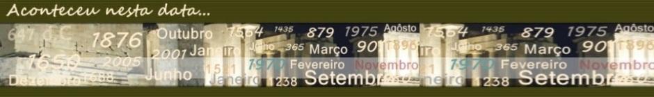 Aconteceu nesta data...