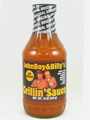 JohnBoy & Billy's Grillin' Sauce
