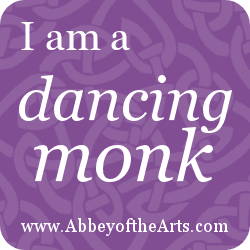 I am a dancing monk