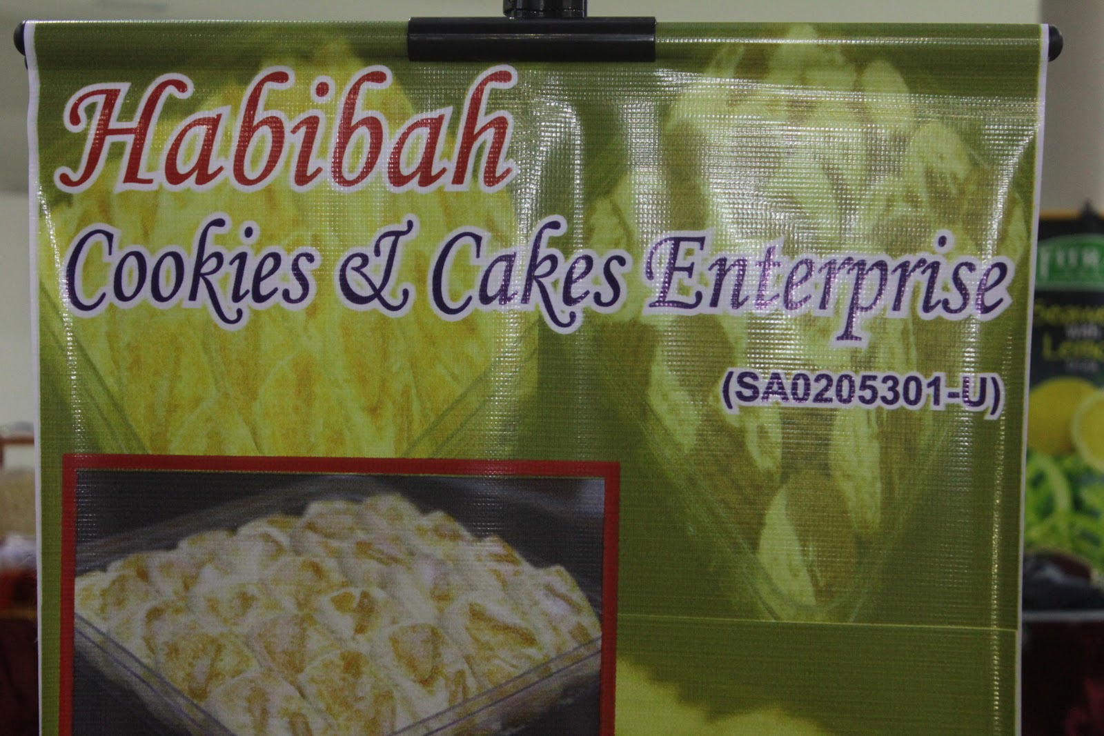 Habibah Cookies & Cakes: Promotion at Space U8, Shah Alam ...