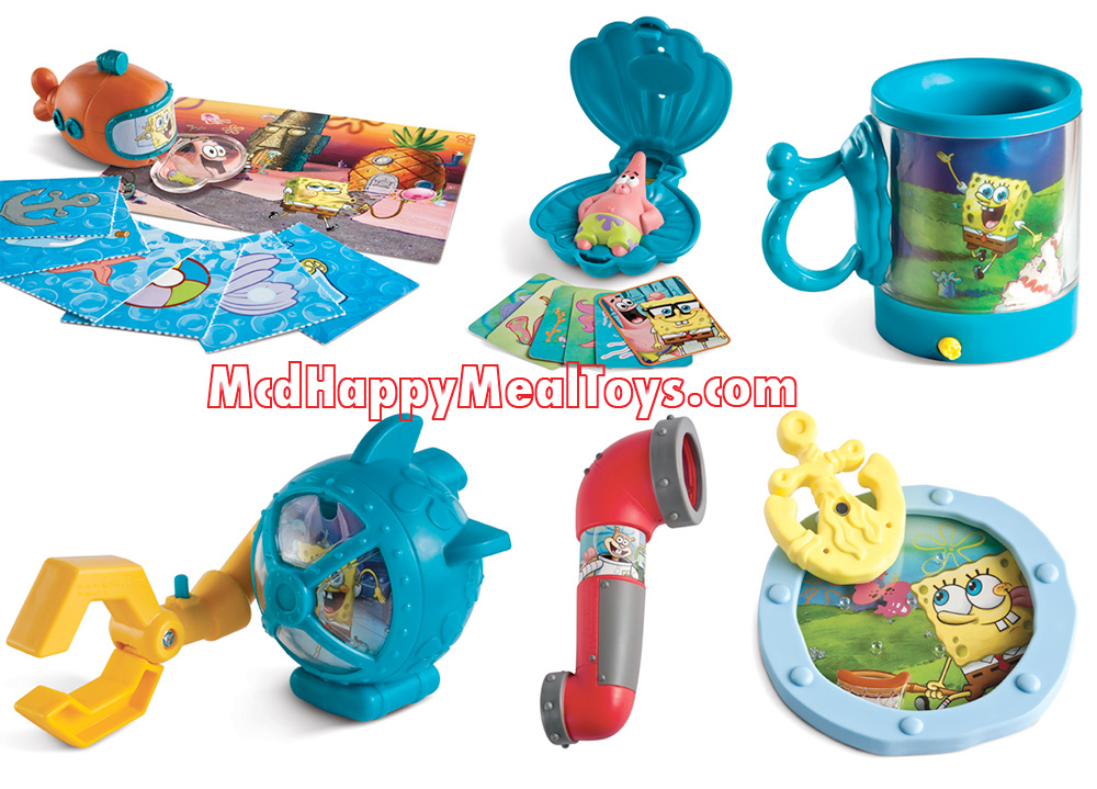 Happy meal toys the image kid has it for Happy playsets