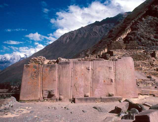 Can Someone Explain Just How Ollantaytambo Was Built Thousands Of Years Ago?