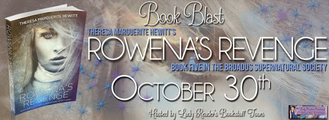 {Excerpt+Giveaway} Rowena's Revenge by Theresa Marguerite Hewitt