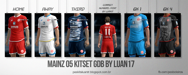 PES 2013 1.Bundesliga Kitpack 2015-16 by Luan17