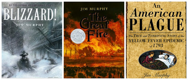 Jim Murphy Blizzard! The Great Fire An American Plague