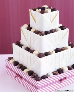 pasteles de boda martha stewart+(8) Pasteles de boda muy originales