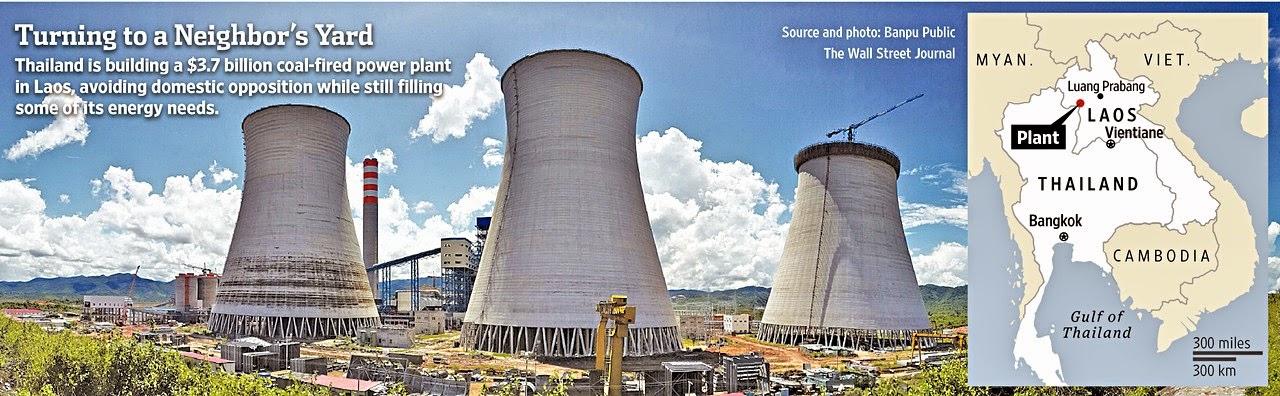 Hongsa Kohlekraftwerk