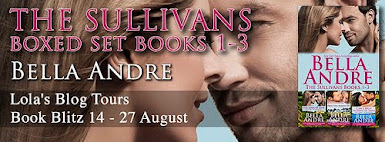 The Sullivans Boxed Set by Bella Andre