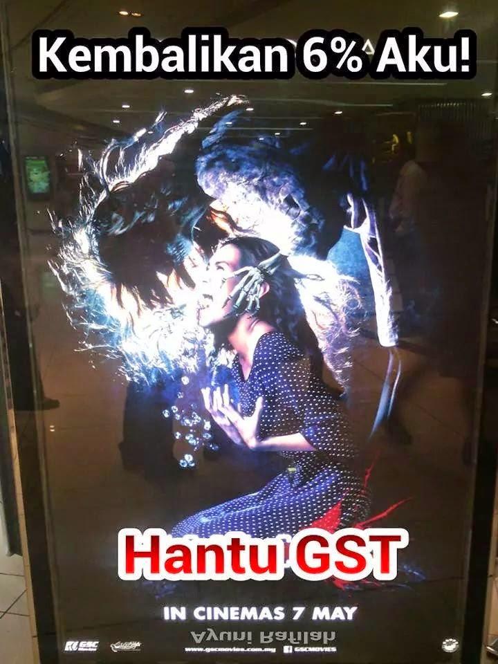Hantu GST The Movie