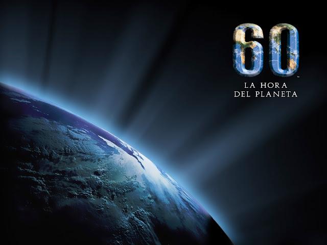 La Hora del Planeta, campaña ambiental 31 de marzo 2012