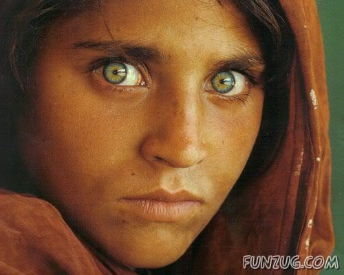 Gadis Afghanistan