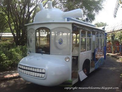 Kereta Wisata Mekarsari