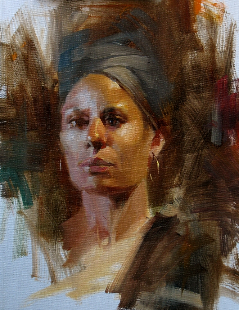Portraits Painted In Oil By Great Artists