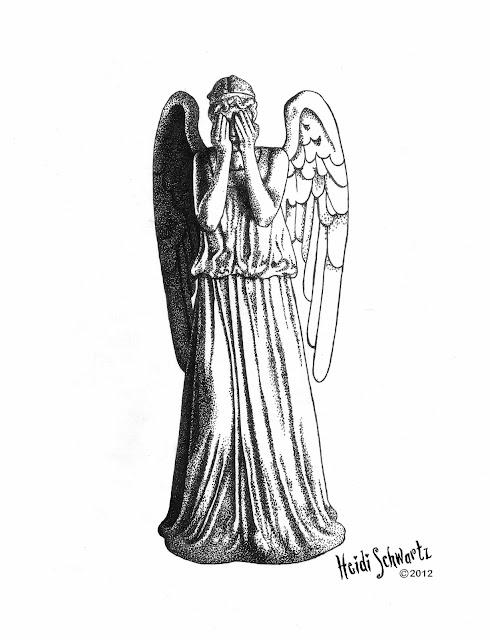 heidi schwartz cyberman weeping angel and adipose