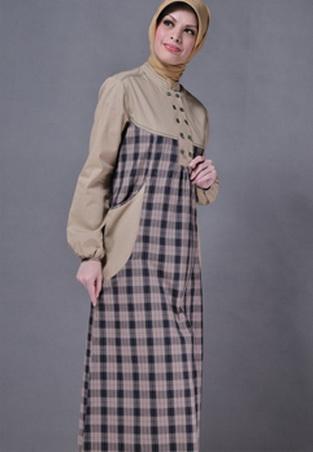 Gambar Baju Gamis Modern 372 ~ Baju Gamis Modern