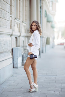 Style Inspirations For Girls With Long Legs 5