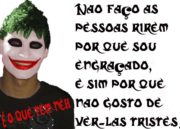 Imagens De Feriado moreover Poemas De Amizade in addition Frases Da Arlequina likewise Anti Funk Memes Zueira Fotos Engracadas furthermore Coringa. on frases do coringa facebook