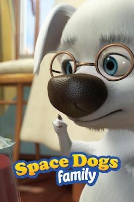 Space Dogs Family 2018 Custom HD Latino 5.1