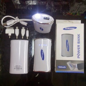 Power Bank Samsung 7800mAh