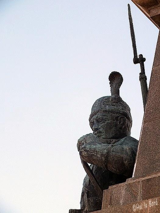 dorobant monumentul independentei tulcea
