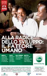 Campagna Tende AVSI 2011/12