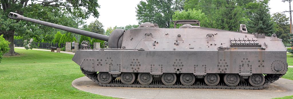 American tank destroyer facebook cover 851x315