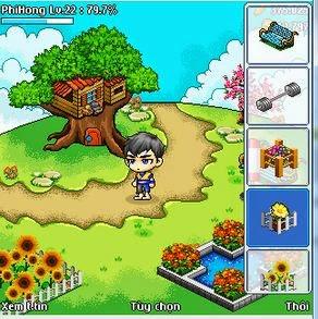 Hướng dẫn trồng trọt trong game làng xì tin online mobile
