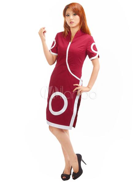 China Wholesale Cosplay Costume - Naruto Sakura Haruno Cosplay Costume