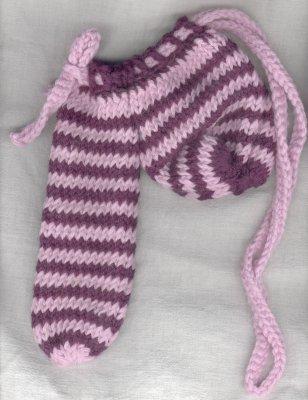 Danyel Pink Designs Good Yarn Gone Bad Willie Warmer