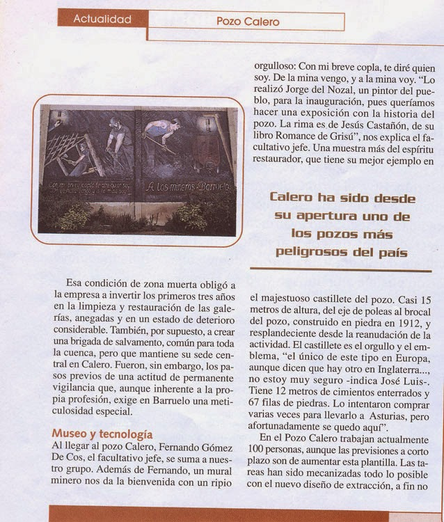 Europa Minera Nº31 Jorge del nozal