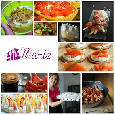 http://www.auxdelicesdemarie.com/menu