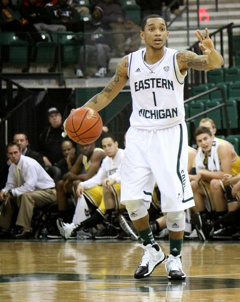 Michigan Exposures: Eastern Michigan Basketball Vs ...