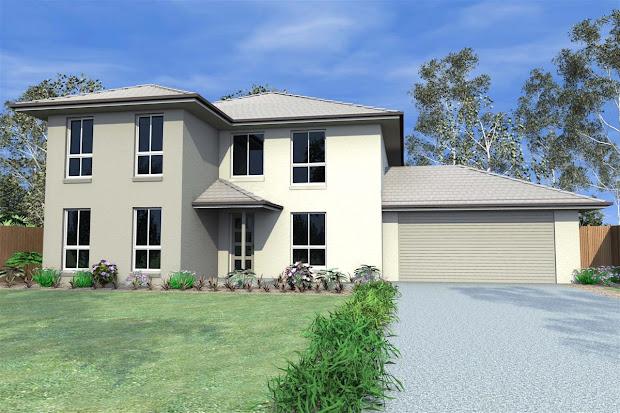 Small Modern Home Design Exterior