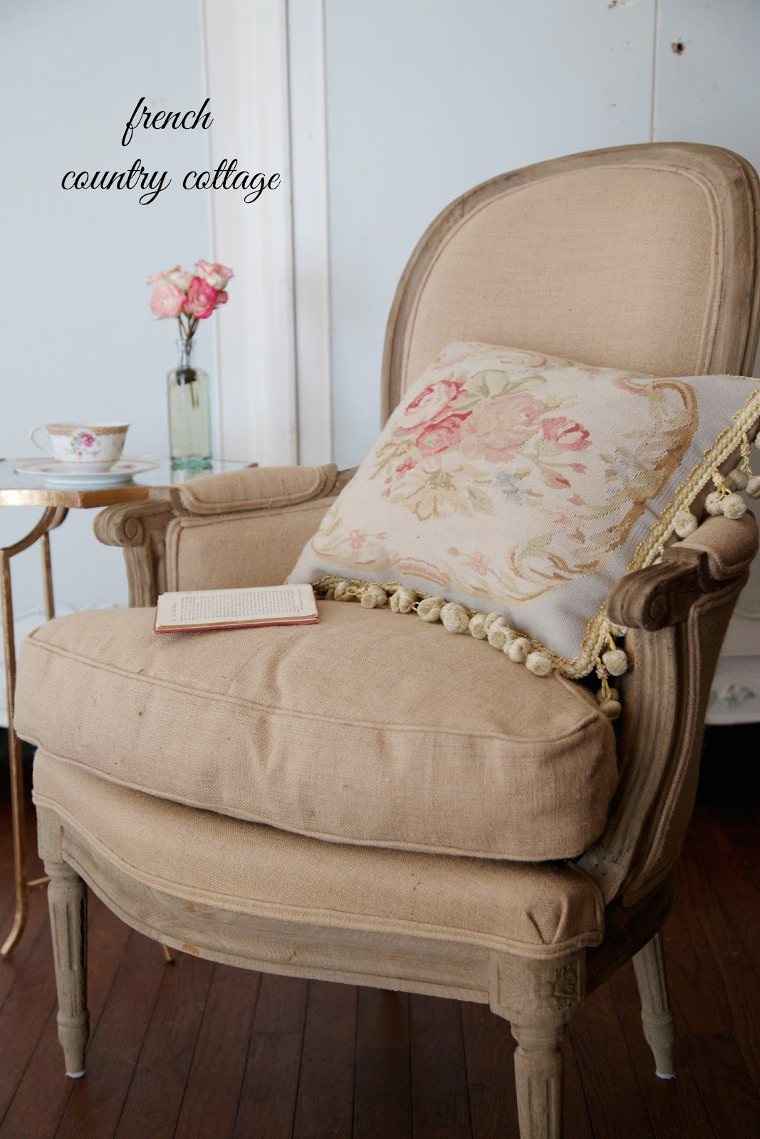 french style chairs french country cottage. Black Bedroom Furniture Sets. Home Design Ideas