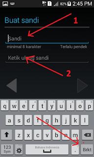 Cara Mudah Buat Email Di Hape Android Terbaru