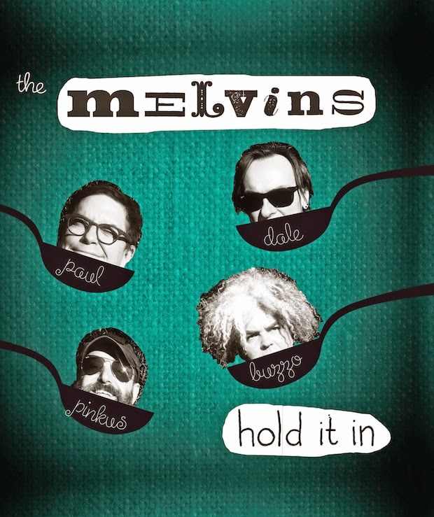 Melvins - Hold It In