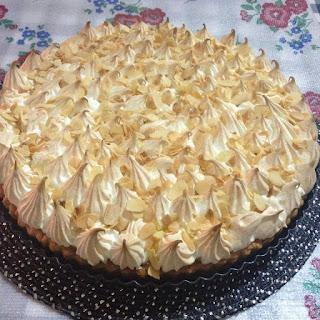 Recette du tarte au citron réalisé par Mayesame Rasime